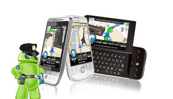 root movil android