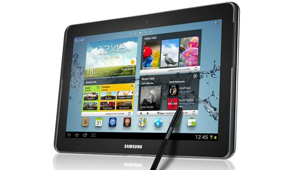 samsung galaxy note 10 1 table