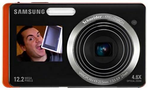 samsung st500 doble pantalla