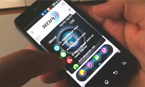 secu4bags app android