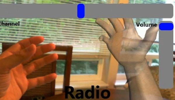 sensor manos microsoft