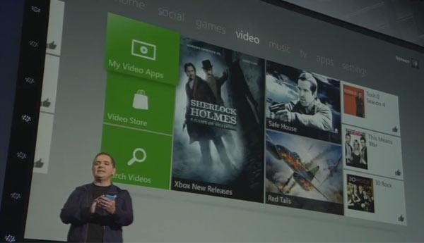 Xbox SmartGlass, una aplicación para iPhone, iPad, Android, Windows Phone y W-8