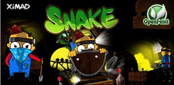 snake para android