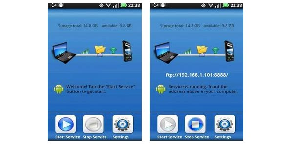 software data cable android
