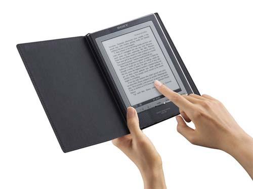 sony reader electronico