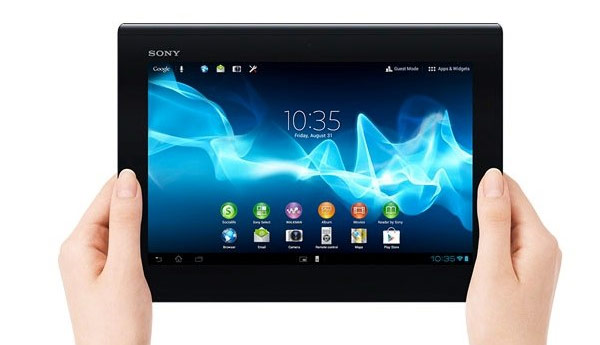 sony tablet z xperia android