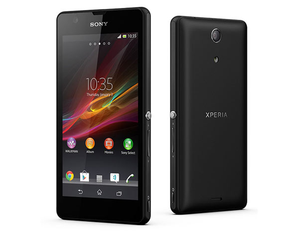 sony xperia zr android