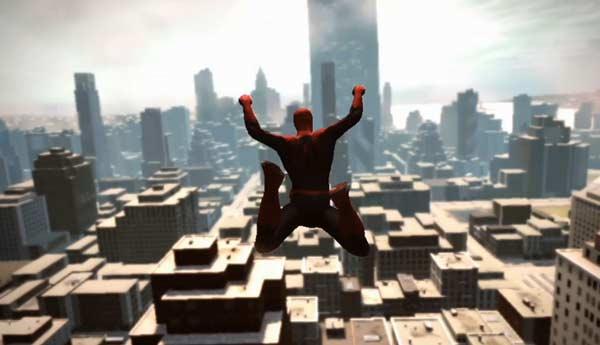 spiderman the amazing foto