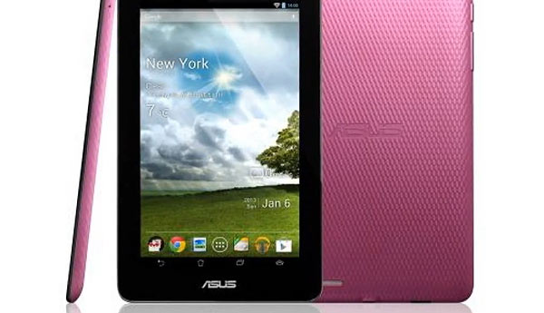 tablet asus android memo pad