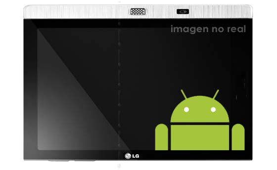tablet lg android