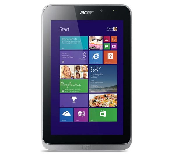 tablet w8 pro acer iconia w4