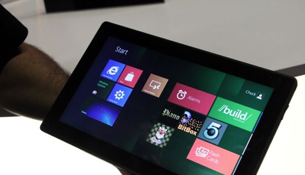 tablet windows rt