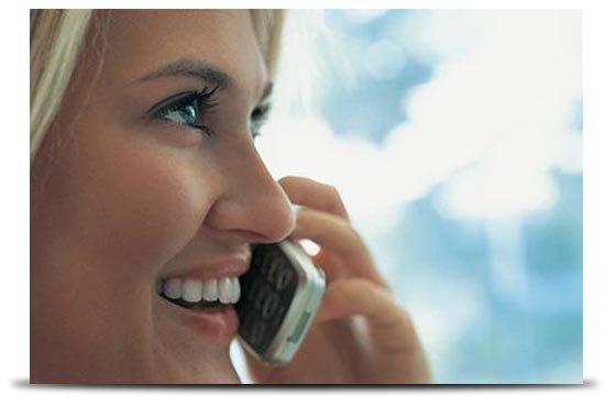 telefono movil mujeres
