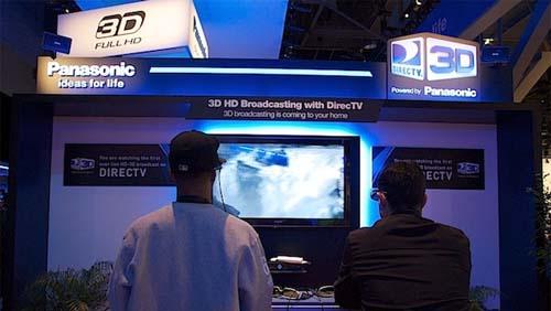 television 3d panasonic