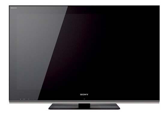 television 3d sony bravia kdl 40lx900