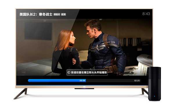 television 4k xiaomi