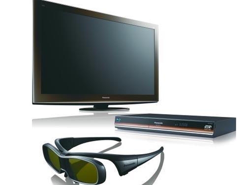 televisores 3d panasonic