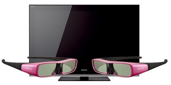 televisores 3d sony gafas