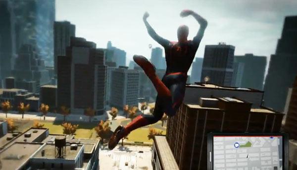 the amazing spider man juego