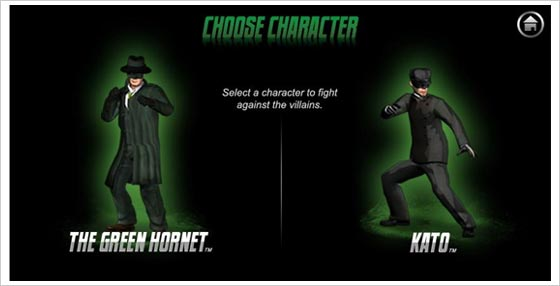 the green hornet android