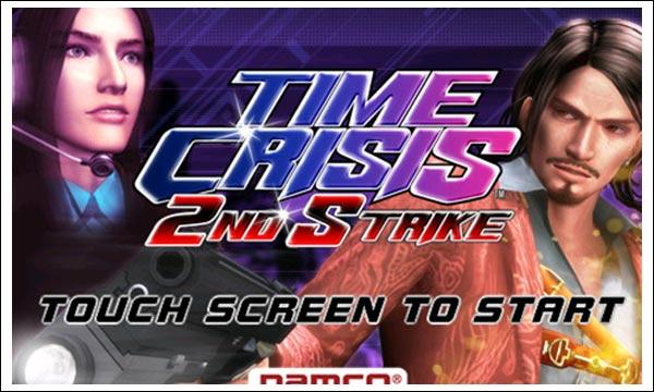 time crisis 2nd strike ipad