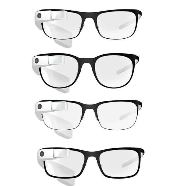 titanium collection google glass
