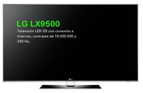 tv 3d led lg