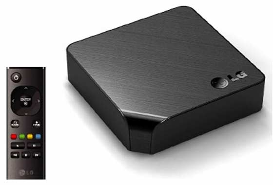 tv box lg smart tv