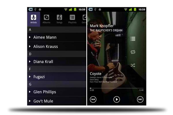 ubermusic android
