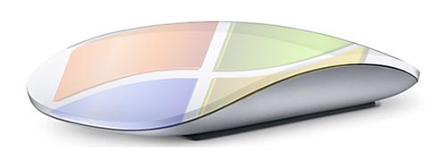 usar magic mouse windows