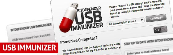 usb immunizer antivirus
