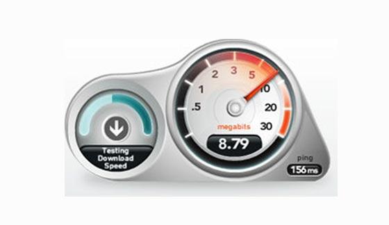 velocidad test internet
