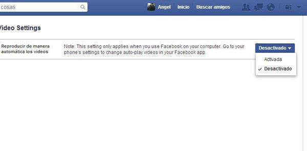 videos automaticos facebook