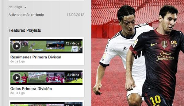 videos futbol youtube