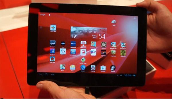 vodafone smart tab 2 tablet