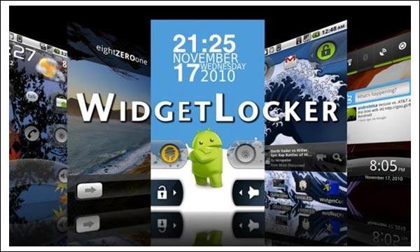 widgerlocker lockscreen android