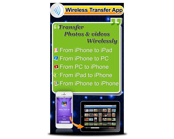 wifi transfer app ipa