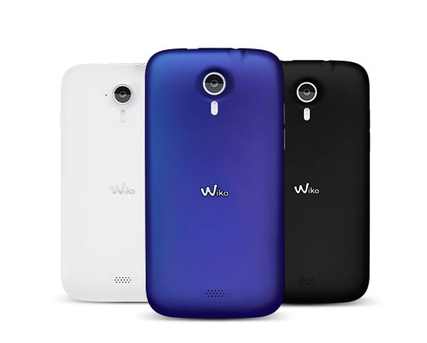 wiko cink five android