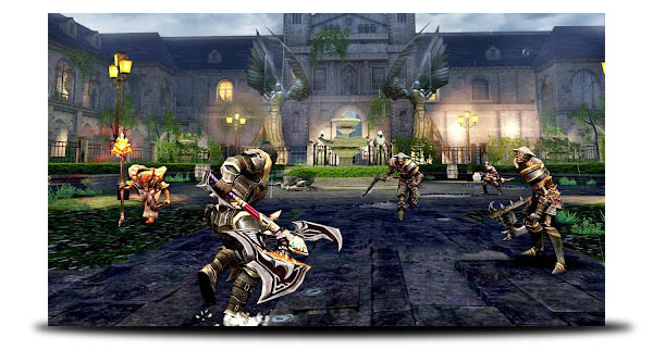 wild blood android apk