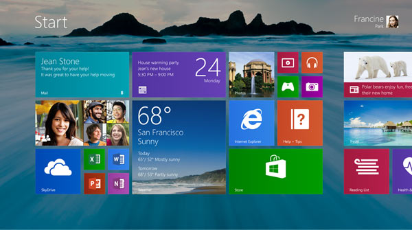 windows 8 1 configuracion