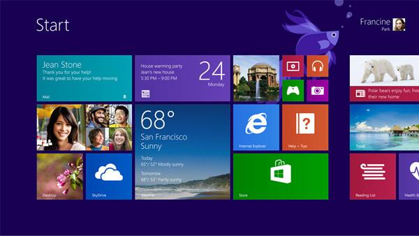 windows 8 1 desktop
