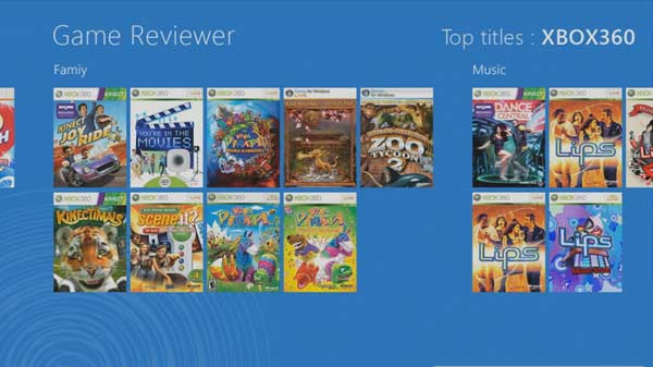 windows 8 juegos