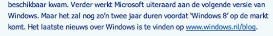 windows 8 pronto