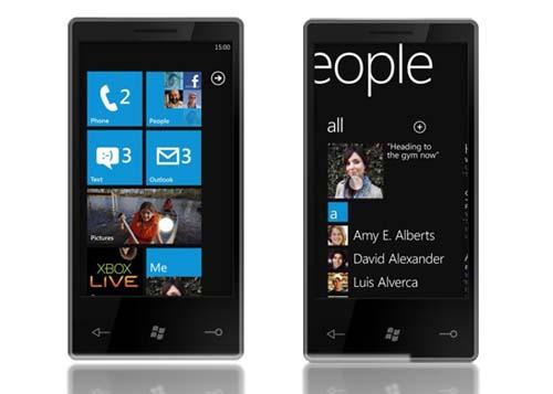 windows phone 7 series 1