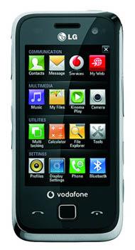 windows phone lg gm750 vodafone 1