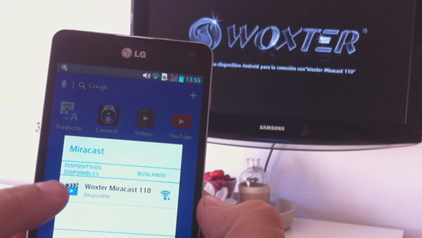 woxter miracast 110 android