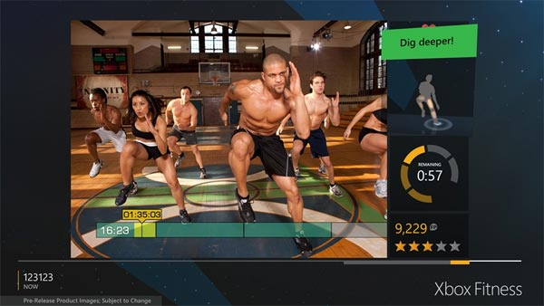 xbox fitness xbox one