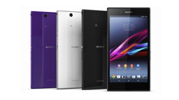 xperia z ultra android