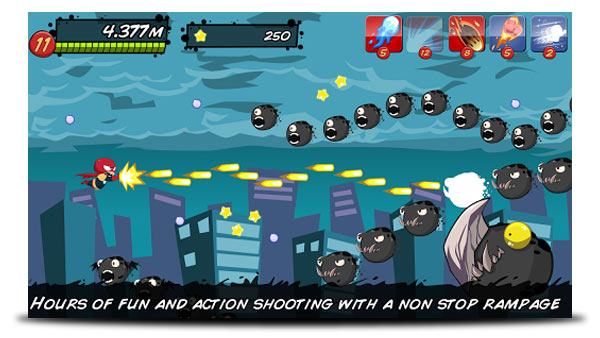 zombie alien shooter arcade android