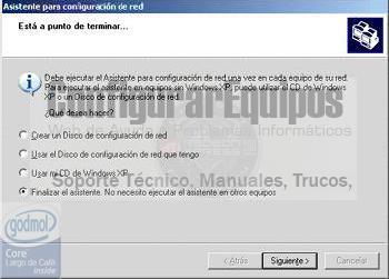 Como crear una red en windows xp